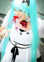 Cosplay-Cover: Miku Hatsune [World is mine! Fanart Version]