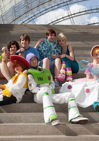 Cosplay-Cover: Buzz Lightyear
