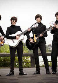 Cosplay-Cover: Ringo Starr [The Beatles]