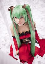 Cosplay-Cover: Hatsune Miku [Pirate Lady]
