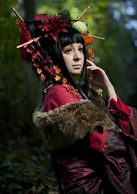 Cosplay-Cover: Katana (inspiered form ali project)