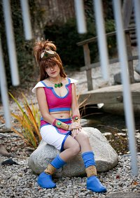 Cosplay-Cover: Princess Lana (Captain N - The Game Master)