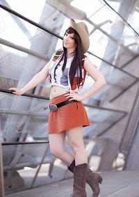 Cosplay-Cover: Tifa [Cowgirl] Crisis Core