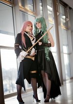 Cosplay-Cover: Megurine Luka [The Rondo of the Sun and the Moon]
