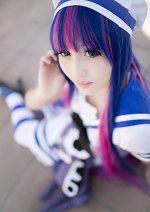 Cosplay-Cover: Anarchy Stocking [Catfight Club]