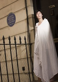 Cosplay-Cover: Sheet Sherlock Holmes (BBC - Scandal in Belgravia)