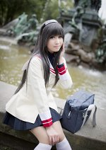 Cosplay-Cover: Sakagami Tomoyo