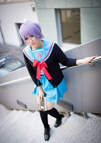 Cosplay-Cover: Yuki Nagato
