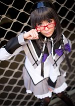 Cosplay-Cover: Akemi Homura [Puella Magi]