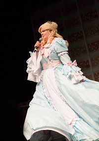 Cosplay-Cover: MarieAntoinette