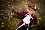 Cosplay-Cover: Ingus - Red Mage