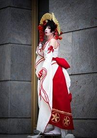 Cosplay-Cover: Sakura Honda [Fem!Japan] - [[Axis Queens]]