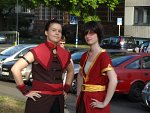 Cosplay-Cover: Zuko (Strandparty-Outfit)