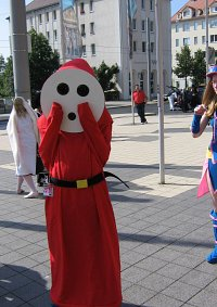 Cosplay-Cover: Shy Guy