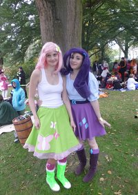 Cosplay-Cover: Fluttershy [Equestria Girls]