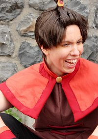 Cosplay-Cover: Sokka (Buch 3 [Fire Nation])