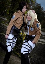 Cosplay-Cover: Ymir・ユミル「Survey Corps」