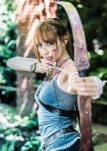 Cosplay-Cover: Lara Croft (Reborn)