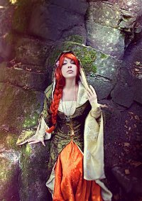Cosplay-Cover: Lady Sigyn Goddess of Fidelity and Wife of Loki