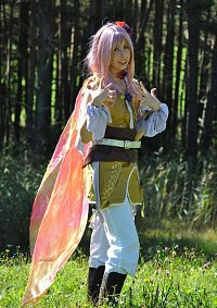 Cosplay-Cover: Blume/Prinz Marluxia (eigene Version)