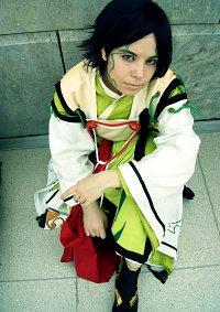 Cosplay-Cover: Shinji Inukai