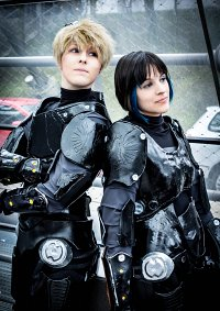 Cosplay-Cover: Mako Mori (Pacific Rim)