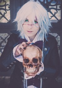Cosplay-Cover: Undertaker (Wonderland)