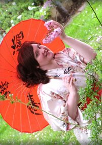 Cosplay-Cover: My First Yukata