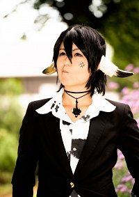Cosplay-Cover: Lambo (Vongola Gear)