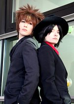 Cosplay-Cover: Sawada Tsunayoshi / Tyl Anime