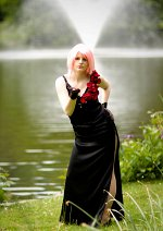 Cosplay-Cover: Haruno ◘ Sakura [Black Dress]