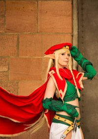 Cosplay-Cover: Alleyne