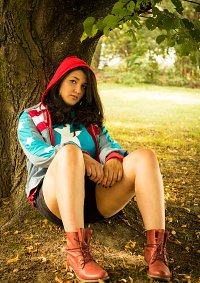 Cosplay-Cover: America Chavez ☆ Miss America