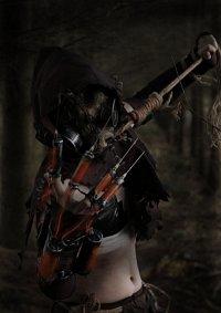 Cosplay-Cover: Scarecrow-  Arkham Asylum