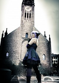 Cosplay-Cover: Ayane [Fan-Art Version]
