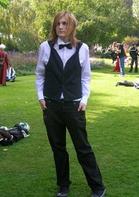 Cosplay-Cover: Uruha [ Silly God Disco Pv Waiter Version