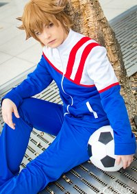 Cosplay-Cover: Mark Kruger [Trainingsanzug]