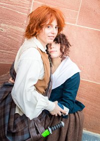 Cosplay-Cover: Jamie Fraser (Outlander)