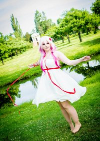 Cosplay-Cover: Inori Yuzuriha [White Dress]