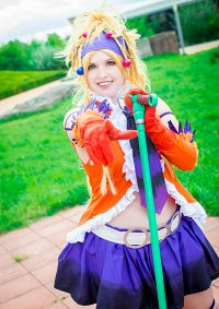 Cosplay-Cover: Rikku [Songstress]