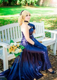 Cosplay-Cover: Eli Ayase [Birthday Party-Ball Version]