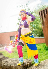 Cosplay-Cover: Rikku [Gun Mage]