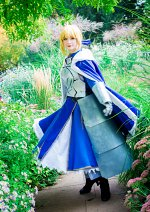 Cosplay-Cover: King Arthur (Saber) [1] (Fate/go)