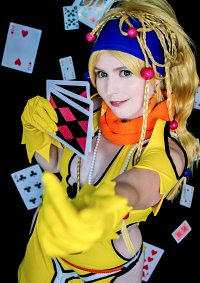Cosplay-Cover: Rikku [Lady Luck]
