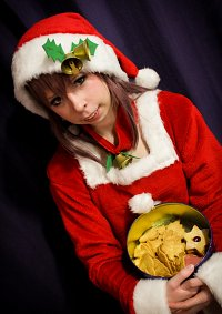 Cosplay-Cover: Kobato Hanato (Christmas)