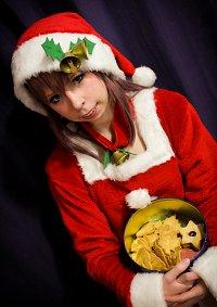 Cosplay-Cover: Kobato Hanato (Christmas)