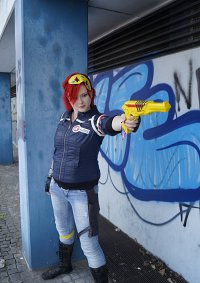 Cosplay-Cover: Party Poison