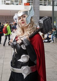 Cosplay-Cover: Thora