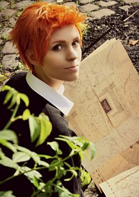 Cosplay-Cover: Fred Weasley [ Hogwards Uniform / Basic ]