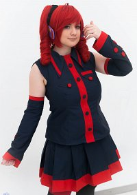 Cosplay-Cover: Kasane Teto ♫ Basic -Remake-